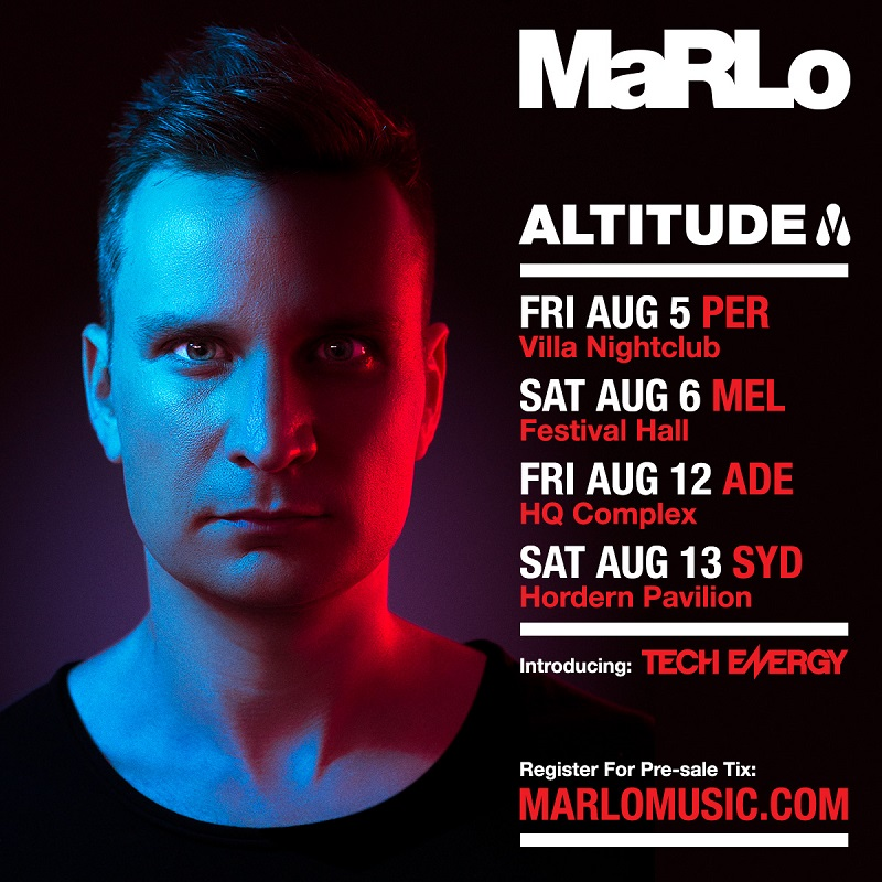Marlo tour dates