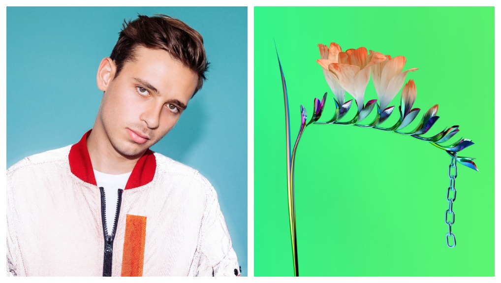 flume is sneakily dropping details about his new ep on reddit