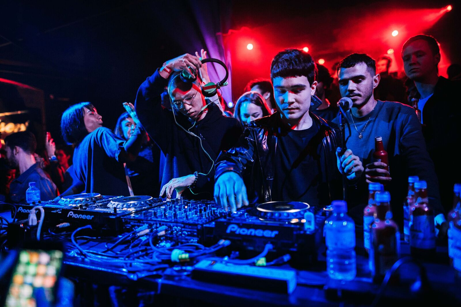 All the photos from last night\'s Boiler Room Sydney party